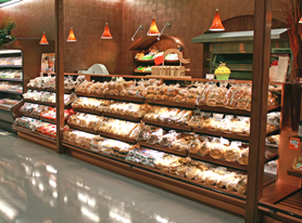 Artisan Bread Shelving From R Amp D Fixtures
