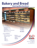 R&D Fixtures Bakery-Bread Brochure