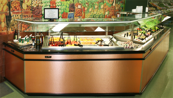 Inline Salad Bar At Price Choppers
